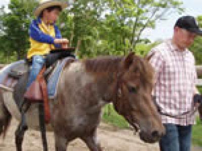 引き馬コース:1,000円(税込)